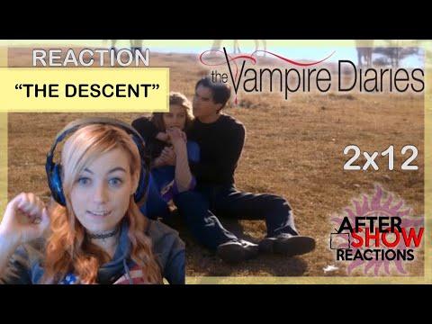 The Vampire Diaries S02E12 - The Descent Reaction