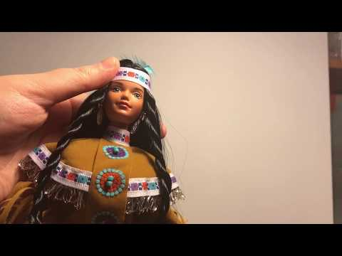Барби коренная американка - Barbie Native American 1997
