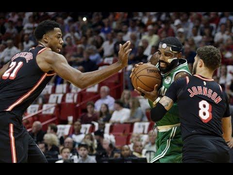 Boston Celtics vs Miami Heat Full Game Highlights  Nov 22 2017   2017-18 NBA season