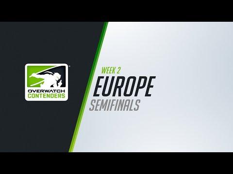 OW Contenders - Contenders Europe | S1 Regular Season 2020 |