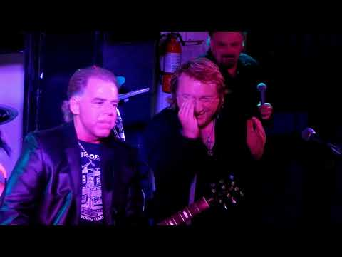 HOT BLOODED Prison City Rockers with Lou Gramm