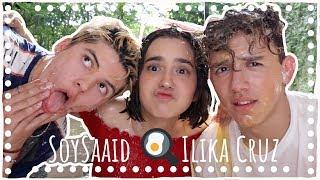¿QUIÉN ME CONOCE MEJOR? ft. Soysaaid y Ilika Cruz