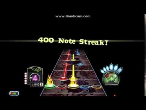 Guitar Hero 3: Geometry Dash - Can't Let Go By DJVI (Custom Song)