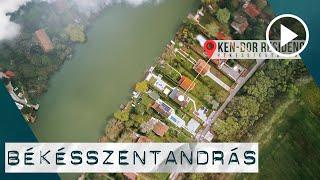 Drón Videó / KEN-DOR Residence Békésszentandrás / byKeresztes