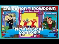Animation Throwdown Musical Combos!!!