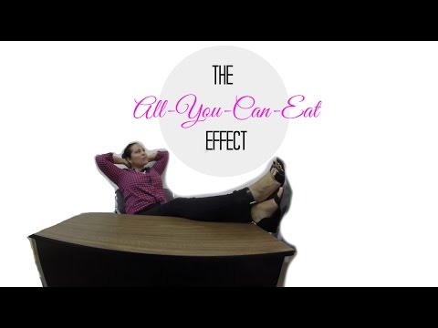 The All-You-Can Eat Effect