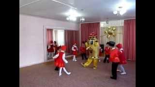 ' Пых - пых самовар' средняя группа( 4 года)  МБДОУ д/с №34 г. Новошахтинск