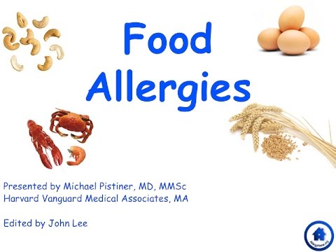 Kids Module – Understanding Food Allergies