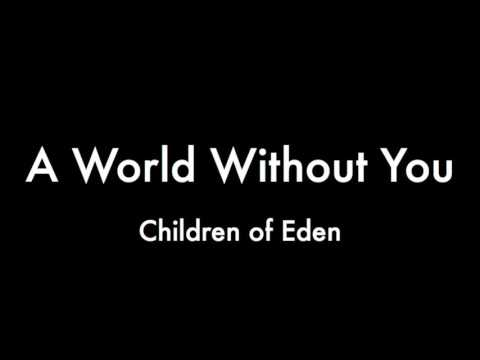 A World Without You - Piano Track (Children of Eden)
