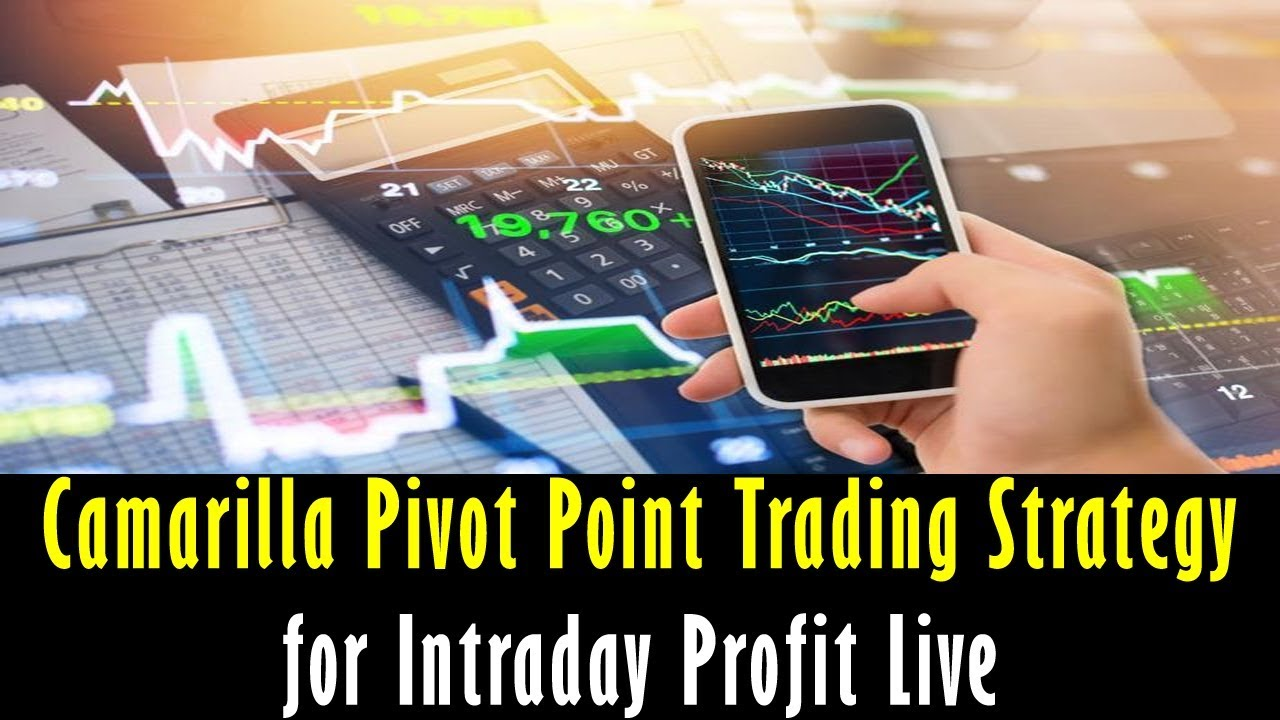 Camarilla Pivot Point Trading Strategy For Intraday Profit Live