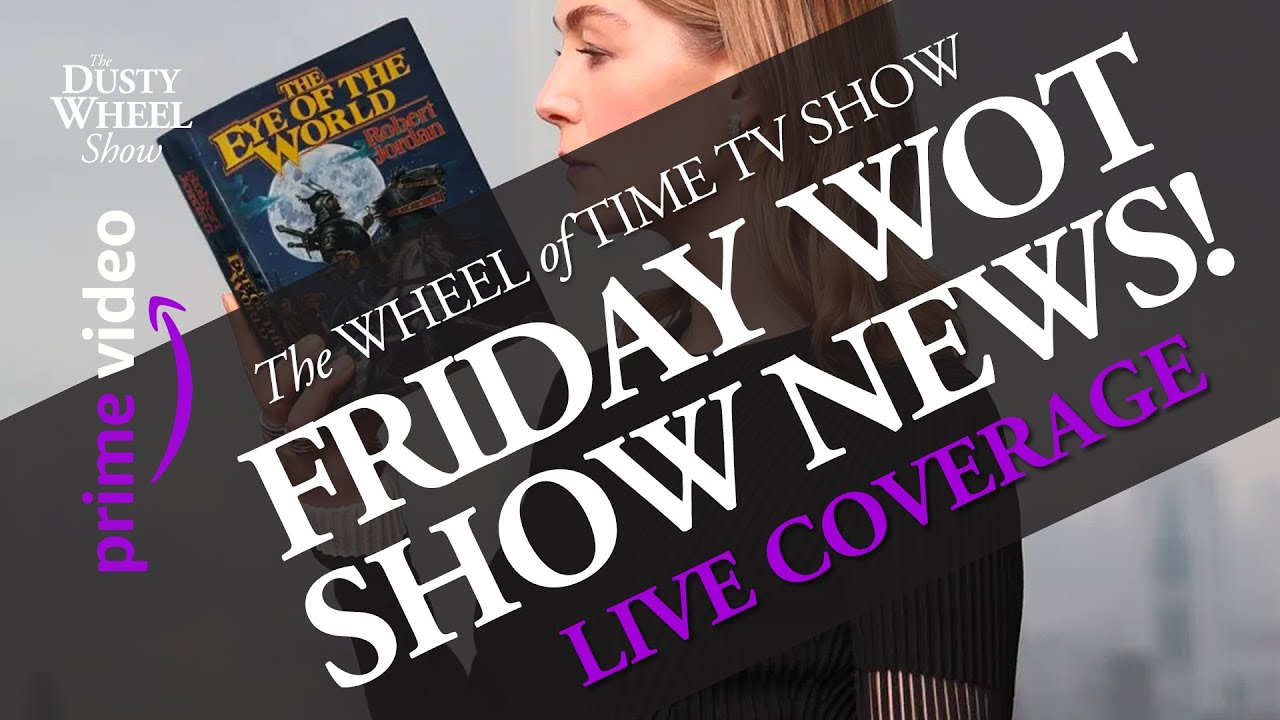 Wheel of Time TV Show News Coming Friday