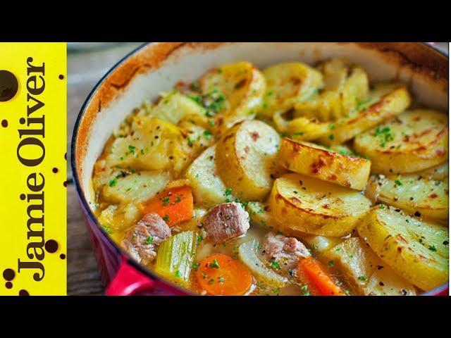 How To Make Traditional Irish Stew | Donal Skehan