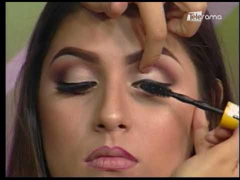 Aprenda a realizar un maquillaje para Navidad