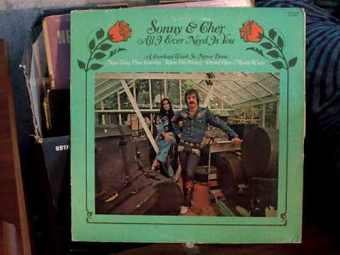 Sonny & Cher A Cowboys Work is Never Done Mp3