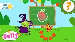 Dolly and friends New Cartoon For Kids   Apples   Season 1 Episode  #1 Full HD