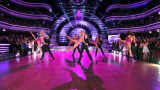 Perfect 10 DWTS Number