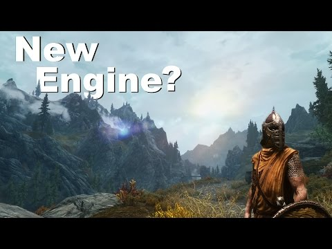 Should Bethesda make a New Game Engine before The Elder Scrolls 6? TES 6 Speculation/Discussion