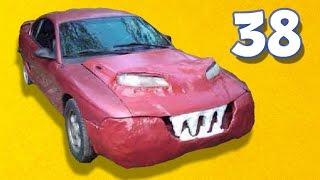 Kimi Komik Kimi Tuhaf 38 Modifiye Araba