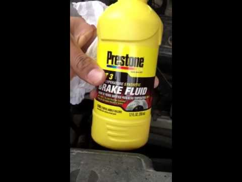 How to add power steering fluid to a 1995 gmc sierra - YouTube