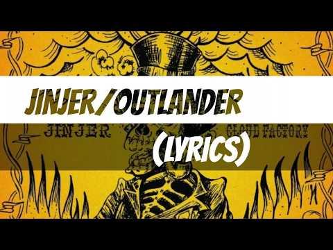 Jinjer - Outlander (LYRICS VIDEO)