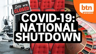 National Shutdown and School, Sport and Olympics Updates.