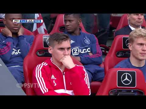 KAMPIOENSWEDSTRIJD PSV -