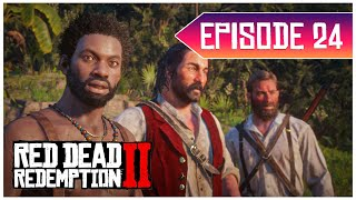 A WAY OUT - RED DEAD REDEMPTION 2 - EPISODE 24