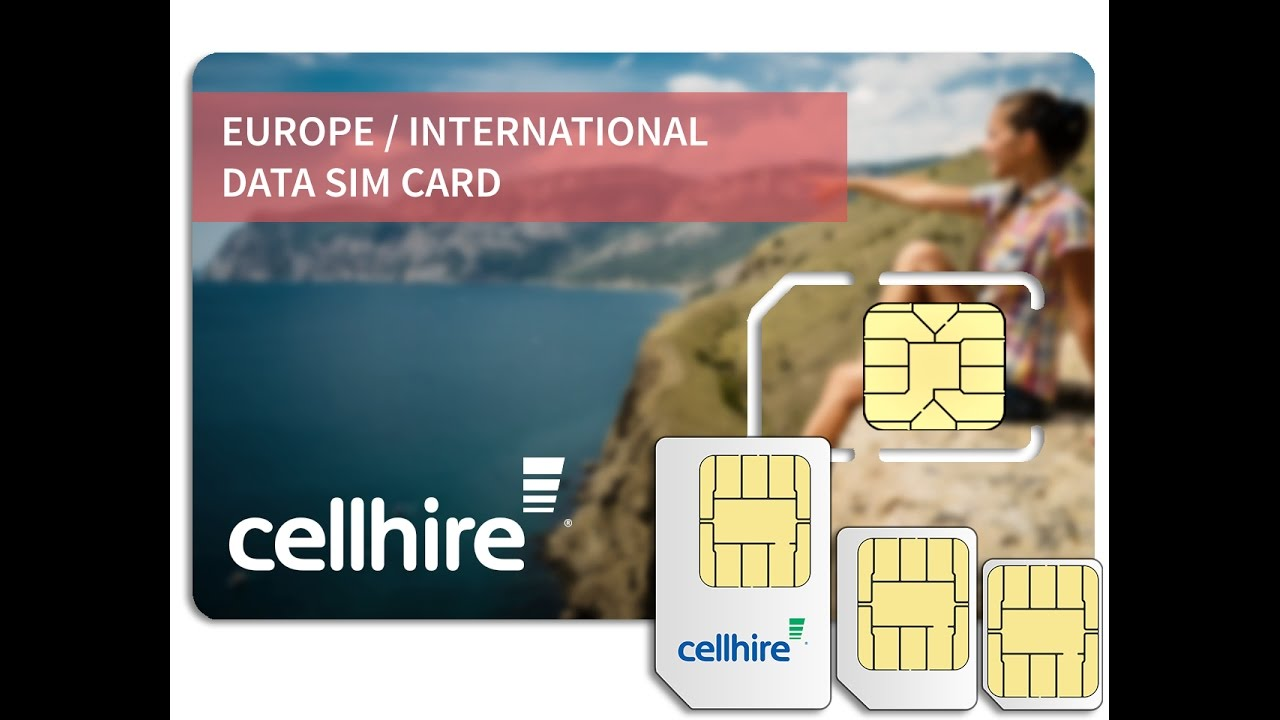 cellhire prepaid europe data sim card - Prepaid Sim Card Europe Data