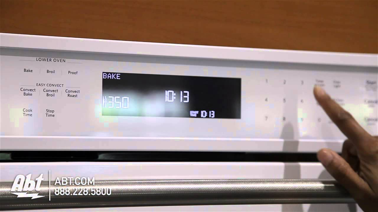 kitchenaid 27 white double wall oven kode507ewh overview youtube