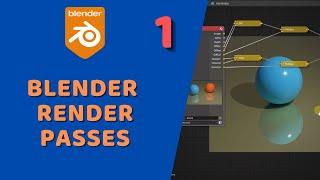 Blender - Render Katmanları ve Render Passes-1