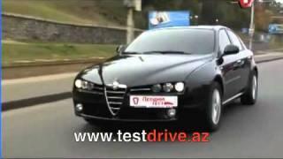 Alfa Romeo 159 - Первый тест - UK.m4v