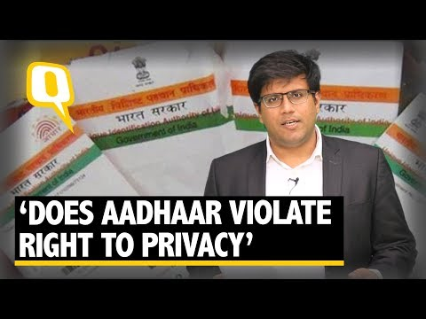 How Will Aadhaar be Affected by the Supreme Court's Judgment on Right to Privacy?