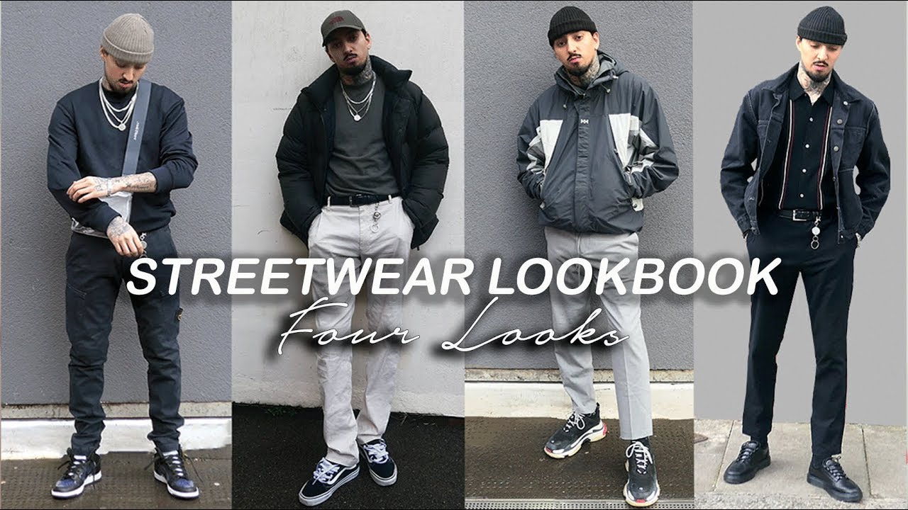 a559ab967487 STREETWEAR LOOKBOOK 2018