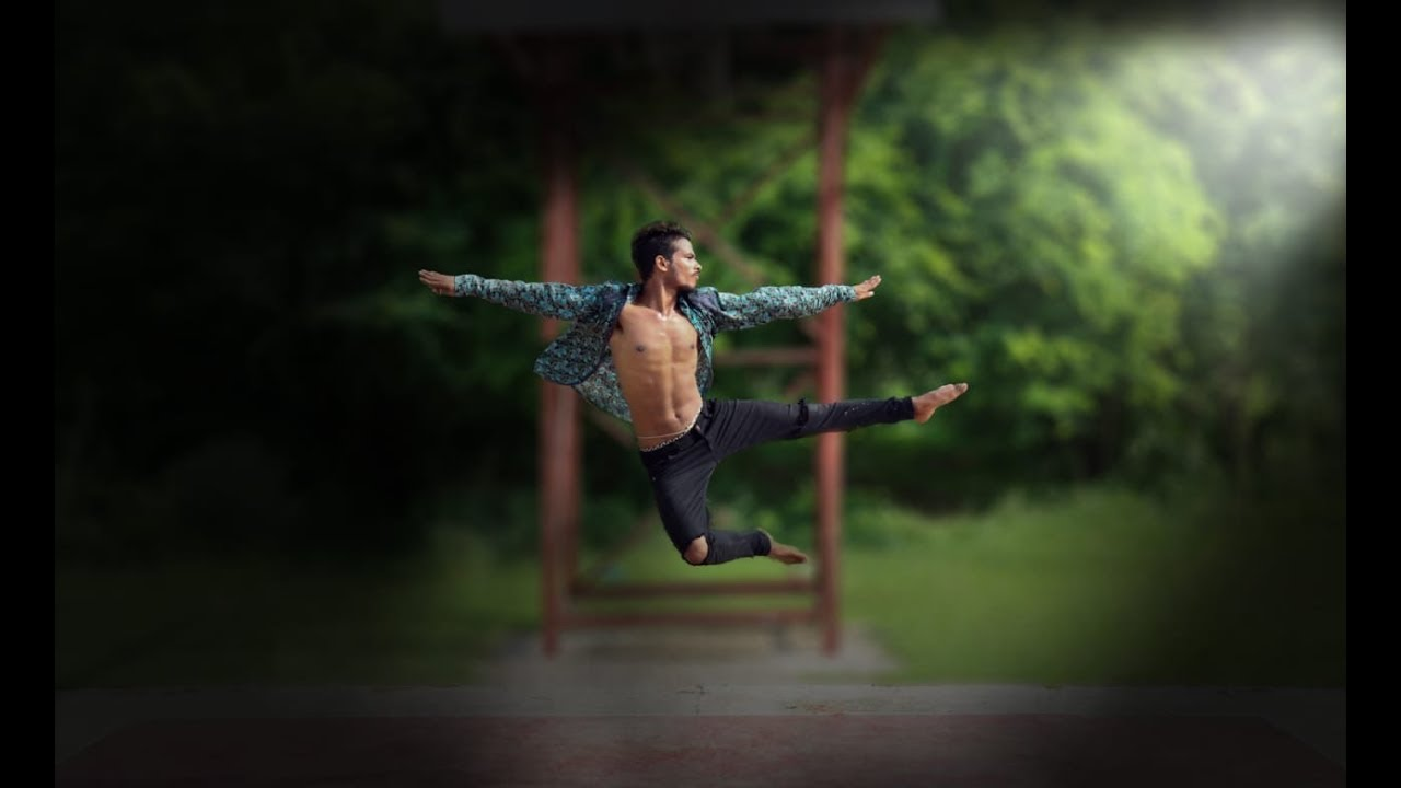 ilahi song.. Contemporary Dance By Mayank kr Tanti