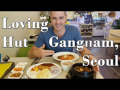 Vegan Food in Seoul