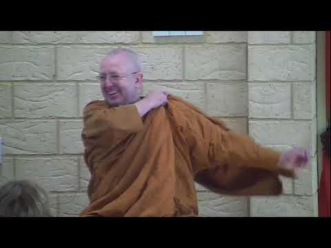 Meditation Retreat | Ajahn Brahm | October 2011 - Track 8