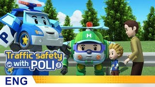 Trafficsafety with Poli | #07.Rules of the Road