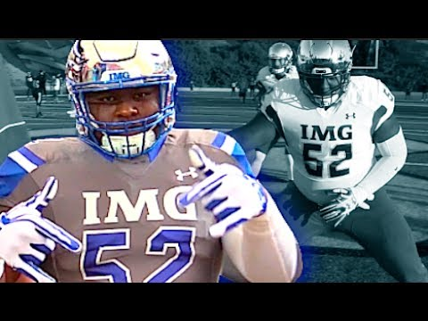 Cesar Ruiz '17 | IMG Academy (FL) 🔥🔥 | Michigan Commit | Ultimate Spotlight