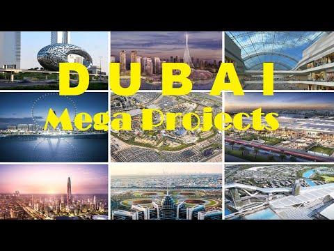 Dubai Top 10 Upcoming Mega Future Projects for 2020