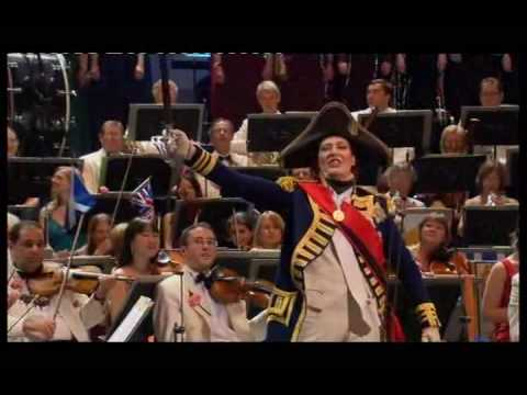Rule Britannia - Last Night of the Proms 2009