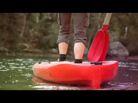 Royal National Park Official Video: Kathmandu Adventure Series NSW May 2012