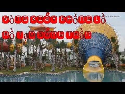 Công Viên Nước Thanh Hà_Những Trò Chơi Khổng Lồ_P2 / Ẩm Thực Tại Gia