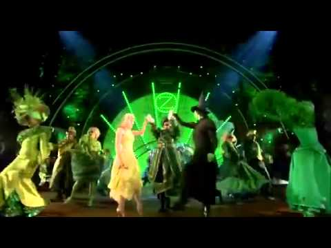 Wicked The Musical Trailer