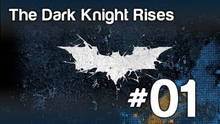 The Dark Knight Rises - Gameplay Playthrough Chapter 1 - Mission 1 | WikiGameGuides