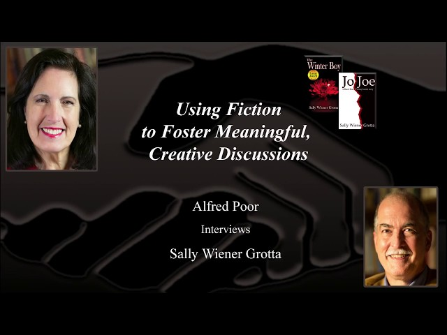 Using Fiction to Foster Meaningful Creative Discussions