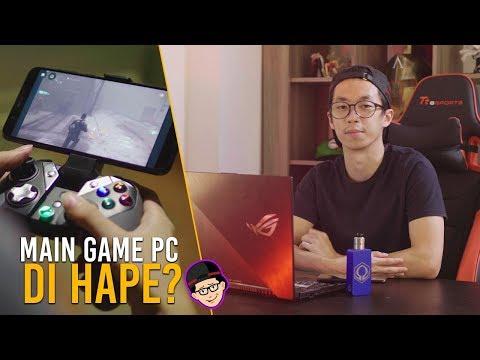 Main GAME PC BERAT Di HP / Laptop Murah? BISA - Lazy Talk
