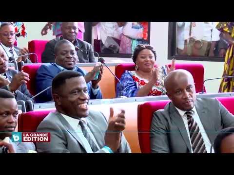 Première plénière à l'Assemblée Provinciale de Kinshasa
