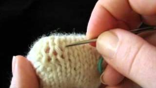 troubleshooting a loose toe up cast on