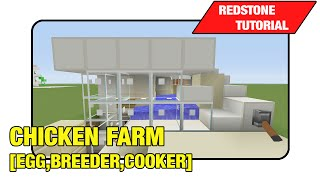 Chicken Farm [Egg/Breeder/Cooker]