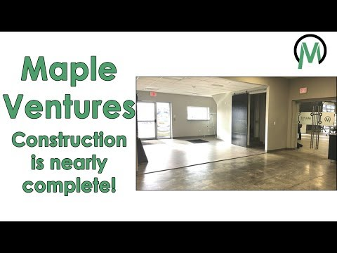 VIDEO: CONSTRUCTION NEARLY COMPLETE